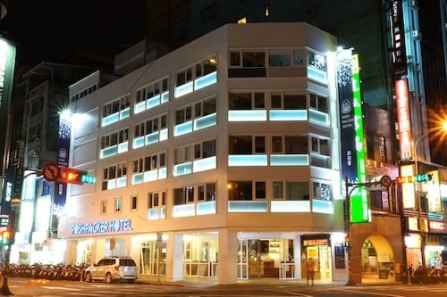 Poshpacker Hotel, Taipei