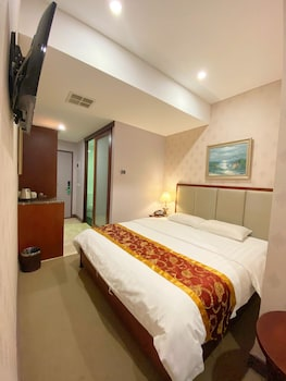 Economy Room, 1 King Bed