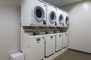 THE PARK FRONT HOTEL AT UNIVERSAL STUDIOS JAPAN Laundry Room
