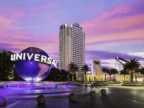 The Park Front Hotel at Universal Studios Japan ™, Osaka