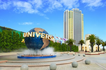 THE PARK FRONT HOTEL AT UNIVERSAL STUDIOS JAPAN Property Grounds