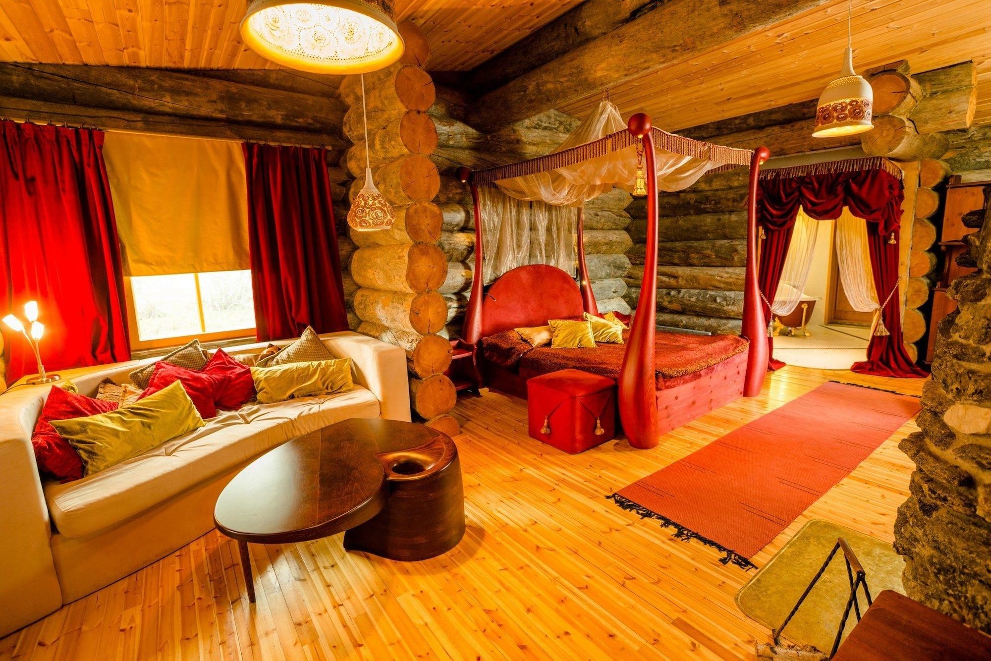 Kakslauttanen Arctic Resort, Lapland