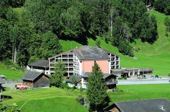 Hotel Sardona Elm - Aerial View  - #0