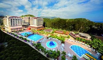 Dizalya Palm Garden - All Inclusive - Aerial View  - #0