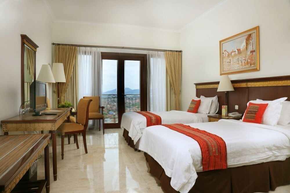 Deluxe Business Twin Villa