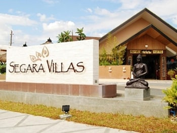 SEGARA VILLAS Property Entrance