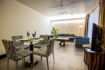 Ariana Hotel Dipolog Living Room