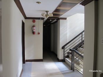 New Era Pension Inn Cebu Staircase