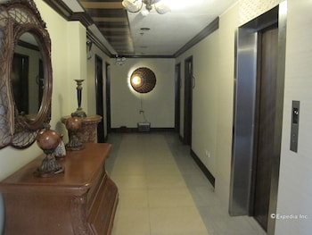 New Era Pension Inn Cebu Hallway