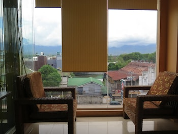 Hotel Palwa Negros Oriental View from Hotel