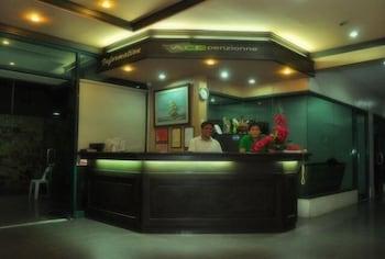 Ace Penzionne Cebu Reception