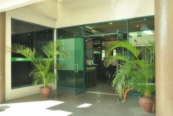 Ace Penzionne Cebu Property Entrance