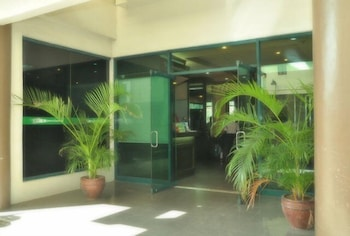 Ace Penzionne Cebu Hotel Entrance