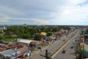 Ace Penzionne Cebu View from Hotel