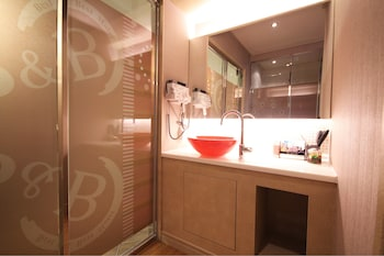 B&B Hotel Gyeongju - Bathroom  - #0