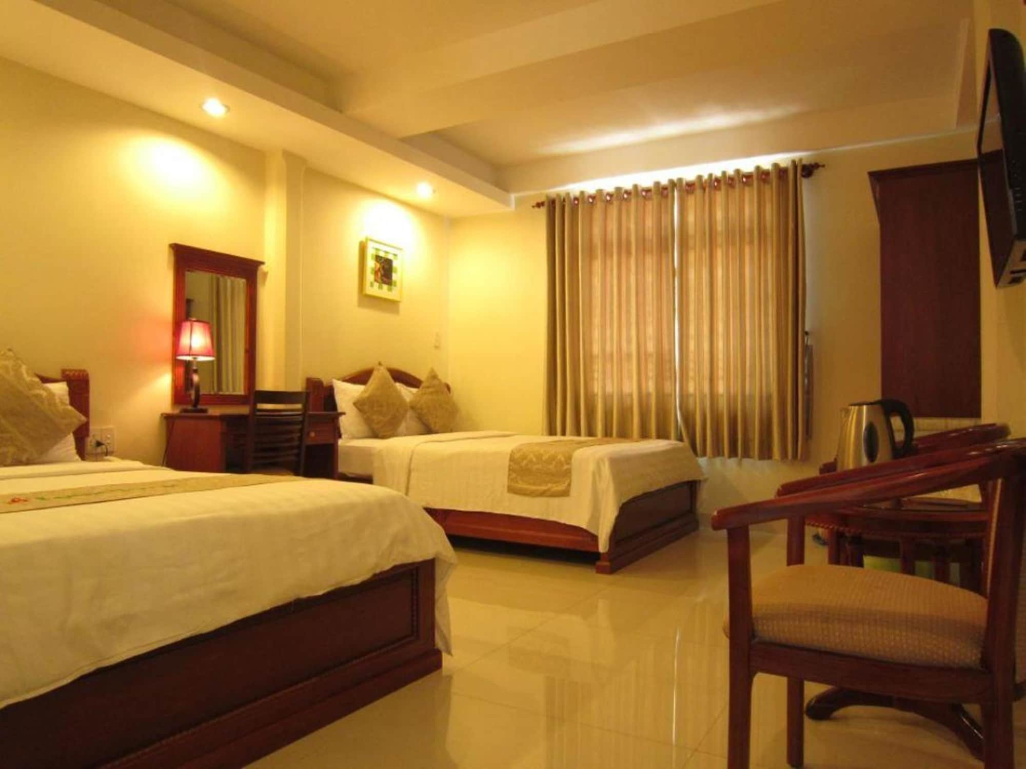Hoang Hoang Hotel, Quận 1