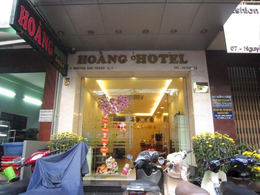 ホアン ホテル