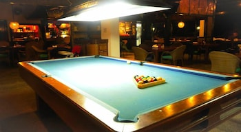 The Coral Beach Club Batangas Billiards