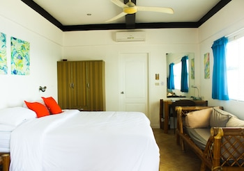 The Coral Beach Club Batangas Room