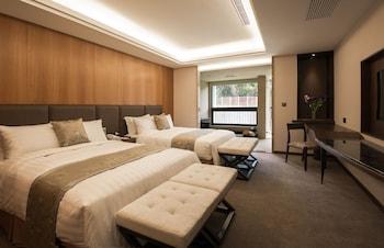 日月潭馥麗溫泉大飯店
