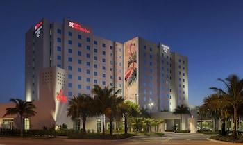 邁阿密海豚購物中心希爾頓欣庭飯店 Homewood Suites by Hilton Miami Dolphin Mall