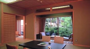 本館スーペリア和室 次の間付|草津温泉望雲