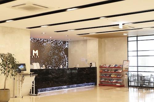 M-Stay Hotel Jeju, Seogwipo