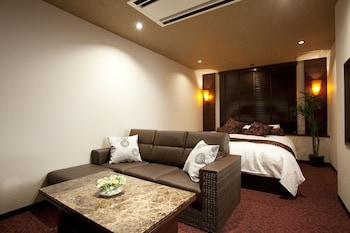 HOTEL ALFA KYOTO - ADULTS ONLY Room