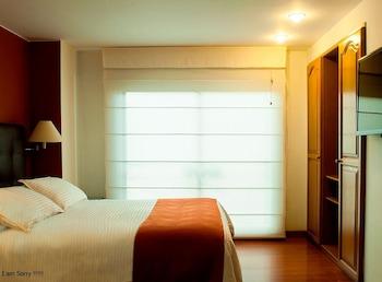 Hotel - Apartaestudios Los Andes