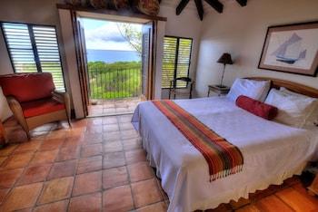 Romantic Double Room, Ocean View (Caribbean Deluxe)