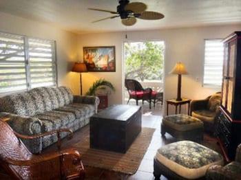 Romantic Villa, 2 Bedrooms, Kitchen, Ocean View (Casita Linda Villa)