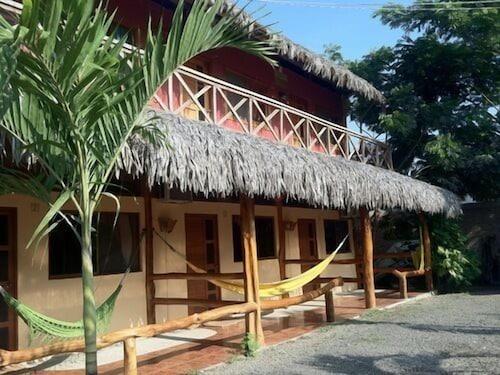 Hotel Hosteria Nantu, Puerto López