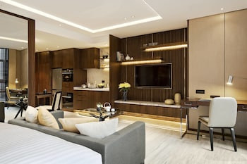 Hotel - The Fairway Place, Xi'an - Marriott Executive Apartments