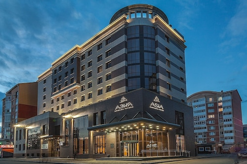 Business-Hotel Asia, Minusinskiy rayon