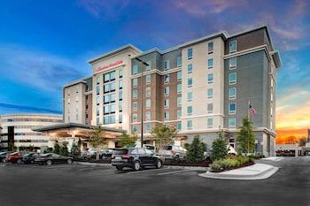 鄧伍迪佩米特亞特蘭大希爾頓歡朋套房飯店 Hampton Inn & Suites by Hilton Atlanta Perimeter Dunwoody