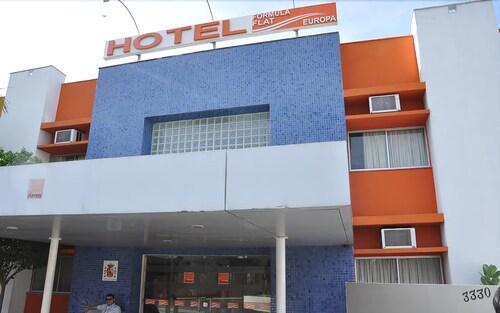 Formula Arrey Hotel, Teresina