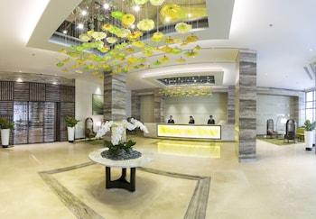 Belmont Hotel Manila Lobby
