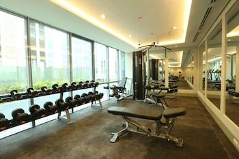 Belmont Hotel Manila Gym