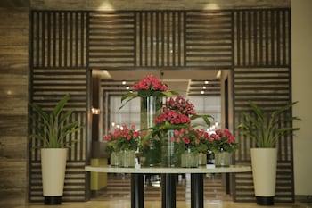 Belmont Hotel Manila Interior Detail