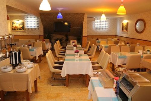 Selimiye Hotel, Merkez
