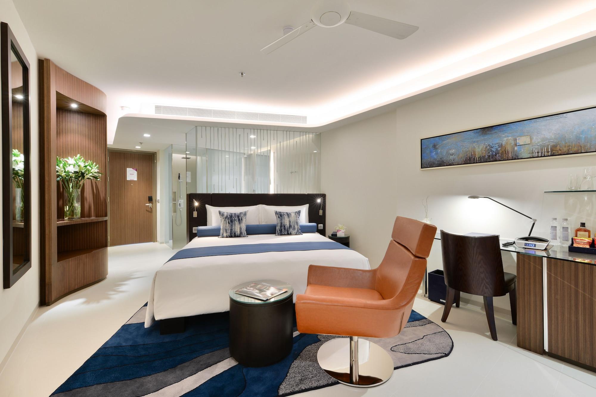 Deluxe Room, 1 Bedroom, Pool Access