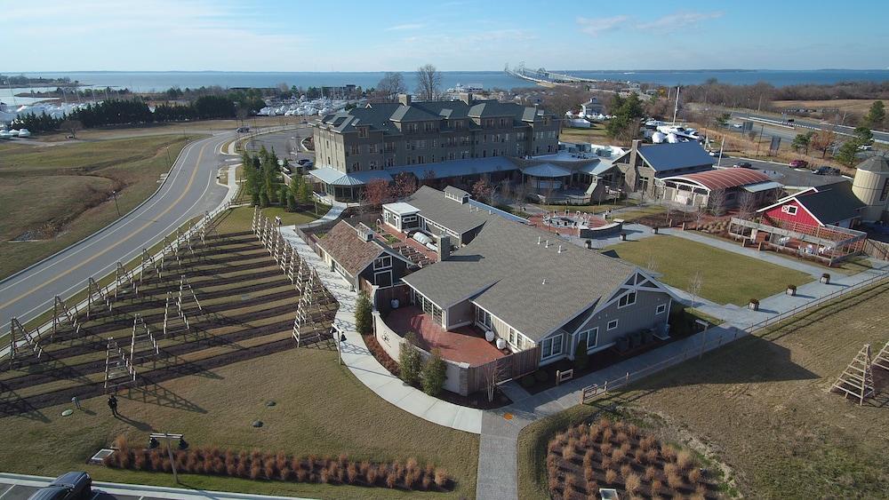 The Inn At Chesapeake Bay Beach Club Spa Stevensville Md 180 Pier One Rd 21666