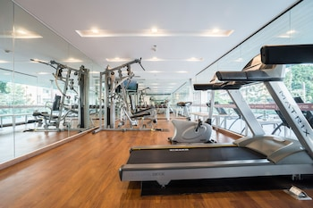 At Mind Premier Suites Hotel - Fitness Facility  - #0