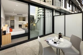 Deluxe Studio, Balcony
