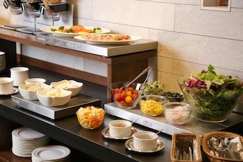 KOBE TOR ROAD HOTEL SANRAKU Breakfast buffet
