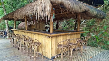 Love And Peace Deep Jungle And River Resort Palawan Hotel Bar