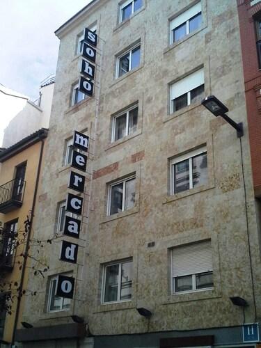 Soho Boutique Mercado, Salamanca