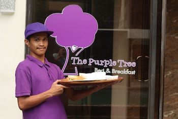 The Purple Tree Bed & Breakfast Paranaque Dining