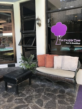 The Purple Tree Bed & Breakfast Paranaque Lobby Sitting Area