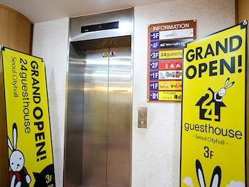 24 ゲストハウス ソウル シティ ホール